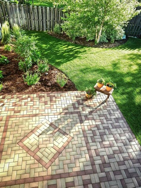 how to build a brick patio the scrap 17 best images about azek pavers on recycled