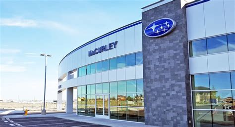 Mccurley Subaru mccurley integrity subaru completes new dealership tri