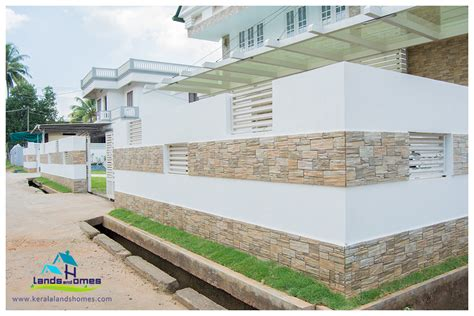 compound wall design for house compound walls designs in keralareal estate kerala free