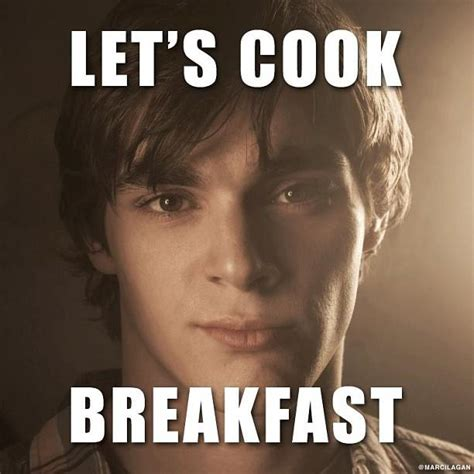 Walt Jr Breakfast Meme - let s cook breafast walt jr loves breakfast know your