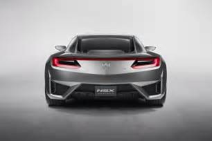 acura nsx concept photo gallery autoblog