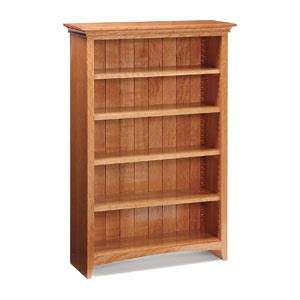 build a classic cherry bookcase finewoodworking