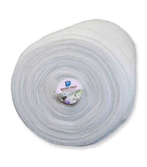 Quilt Batting By The Roll by Pellon 174 Quilter S Touch 174 Low Loft Polyester Batting 96 Quot X