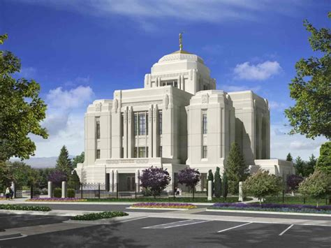 lds temple open house open house for lds meridian temple announced east idaho news