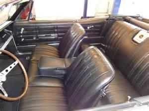 strato bench seat printing a post 66 impala convert strato bench