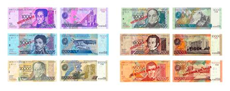 imagenes de billetes bolivares fuertes informaci 243 n de la moneda de venezuela global exchange