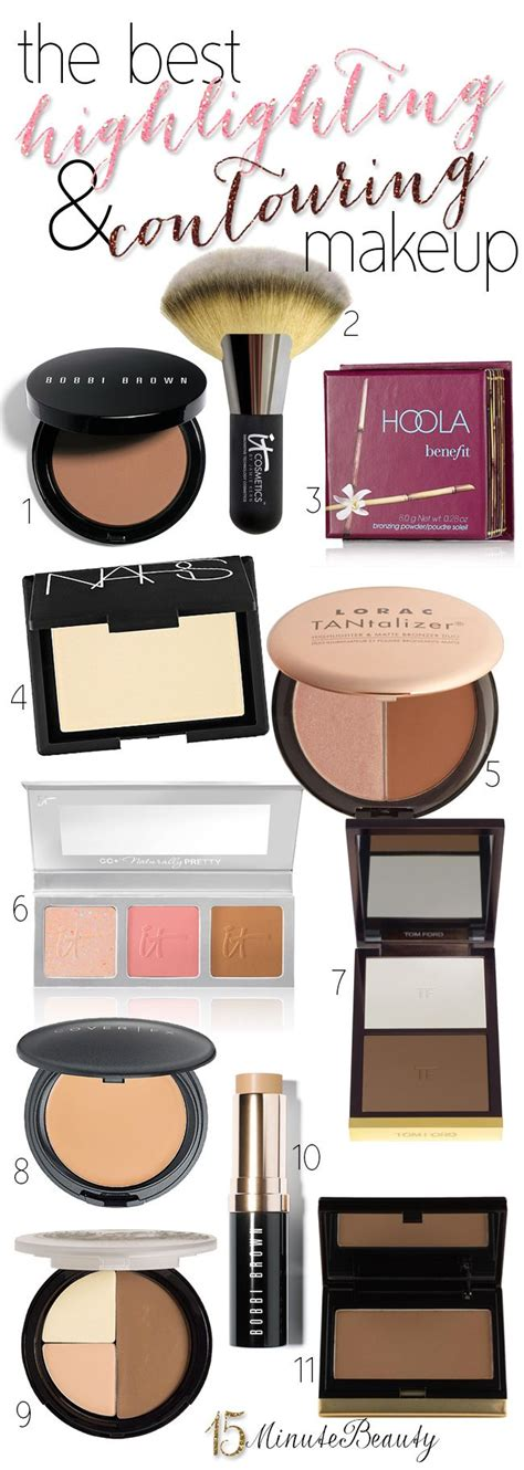 best contouring makeup products how to contouring and highlighting your with makeup