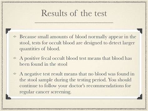 Stool Occult Blood Positive by Digestive System Terminology