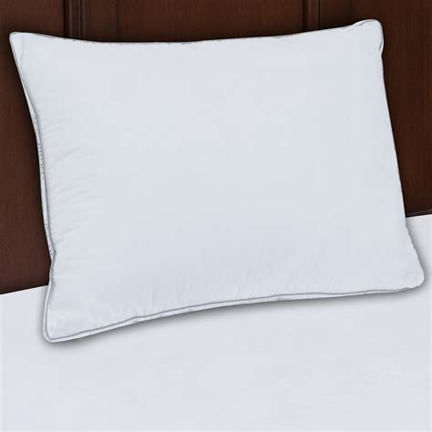 beautyrest set of 2 king size bed pillows qvc com beautyrest pillows spa collection even form latex queen