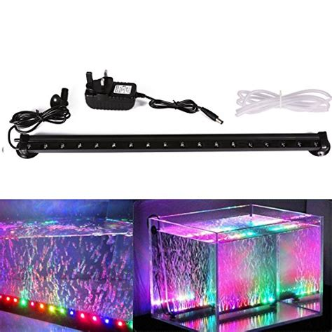 Lu Aquarium Led xcellent global multi colour 18 led aquarium fish tank