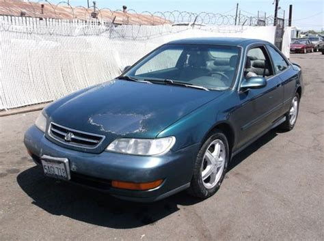 manual cars for sale 1997 acura cl parental controls find used 1997 acura cl no reserve in orange california united states