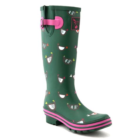 chicken boots 28 unique womens boots with chickens on them
