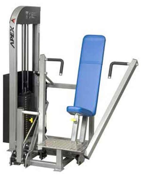 vertical bench press machine apex fitness equipment wheel chair fitness equipment