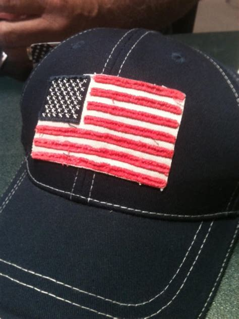 Plain Baseball Cap In White Intl american flag shirts and hats from dann polo shirts ss