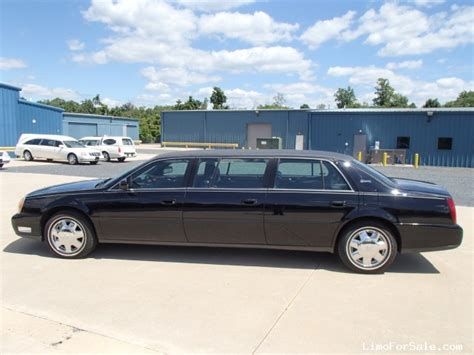 Funeral Limo by Used 2001 Cadillac Dts Funeral Limo Accubuilt Plymouth