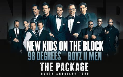 Just When You Thought New On The Block Were by New On The Block Are Going On Tour With Boyz Ii