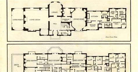 oheka castle floor plan frost mill lodge 1st and 2nd floors gilded age