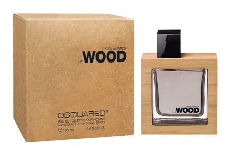 Parfum Wood the scent he wood by dsquared por homme contemporary s lifestyle magazine