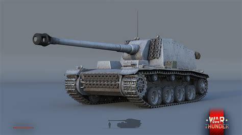 war thunder 1 57 upcoming content tiger ii development sturer emil news war thunder