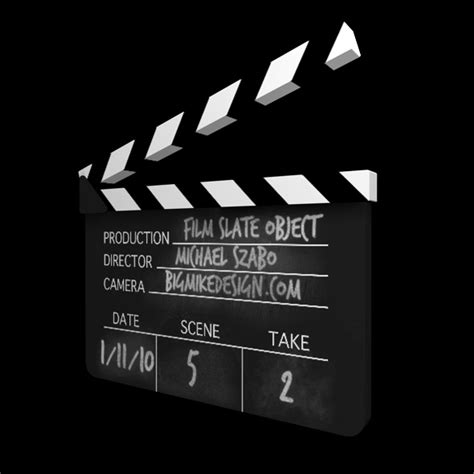 Clapperboard Business Card Template by Clapper Board Business Card 187 Dondrup
