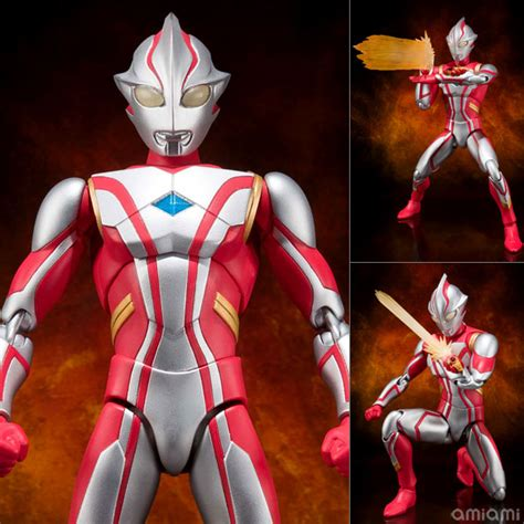 Mainan Figure Set M8m29652 amiami character hobby shop ultra act ultraman mebius from quot ultraman mebius quot released