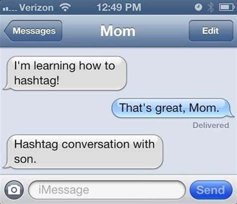 Funny Texts - the 36 funniest text ever sent from parents to their kids