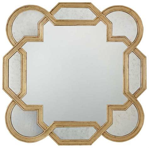 decorative leaf mirror oriana modern classic decorative antique gold leaf mirror