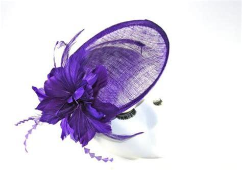 purple fascinator hat purple fascinator hat purple kentucky derby fascinator