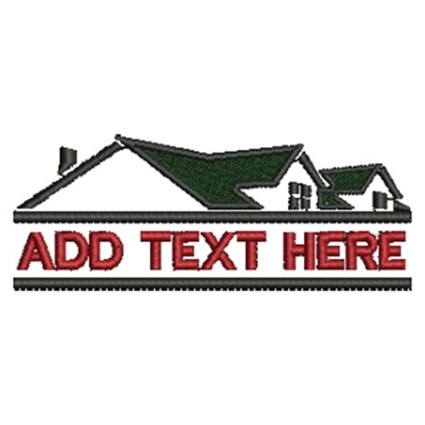 Free Online Home Remodeling Design Software Generic Builders Logo 11335 Stock Embroidery Designs For