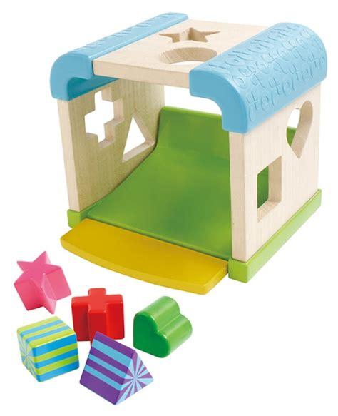 Mainan Edukasi Balok Bangun Kubus bkids sorting cube asibayi