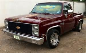 purchase used 1981 chevy stepside classic in