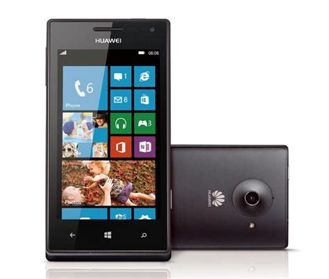 Touchscreen Huawei W1 By Oneparts huawei ascend w1 windows phone 8 smartphone announced