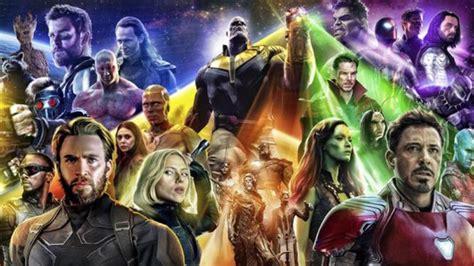 film vision adalah marvel memperlihatkan 15 gambar resmi avengers infinity