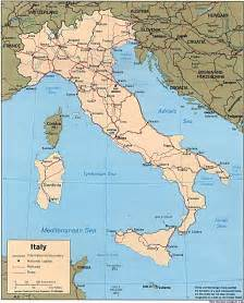 Italy Maps by Nationmaster Maps Of Italy 60 In Total