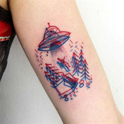 alien abduction tattoo image result for tattoos
