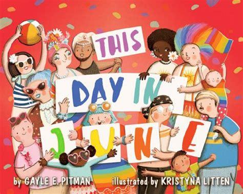 lgbt picture books a children s book celebrates lgbt pride month parades