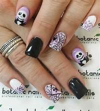 Halloween Nail Art Designs Step By  Comstume