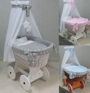culle per neonati economiche cesta di vimini per neonati sostegno ruote di legno grandi