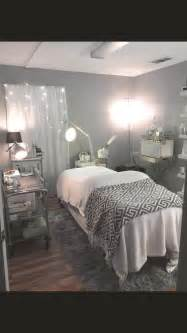 Home Spa Decor by 25 Best Ideas About Esthetician Room On Pinterest