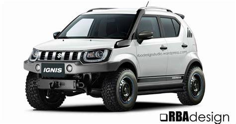 List Bumper Depan Suzuki Ignis Embos maruti suzuki ignis cartoq india s 1 auto content site
