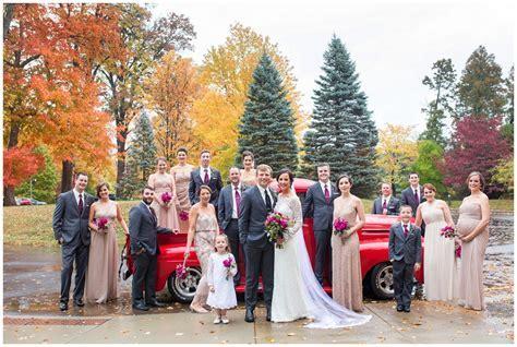 Chase and Rachel   Romantic Rainy Day Louisville Wedding