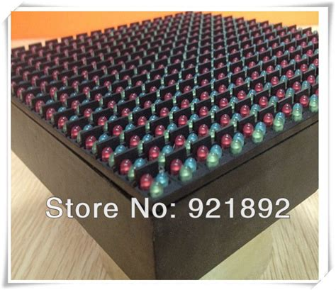 Led Matrix P10 p10 outdoor led display module matrix rgb color