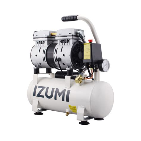 Kompresor Izumi Izumi Less Compressor New Kompresor Angin Ol 07 09