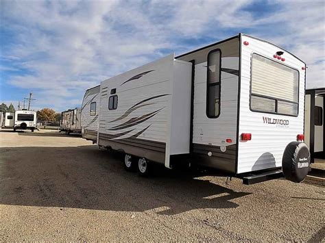 forest river travel trailer 2018 new forest river wildwood 27reis travel trailer in