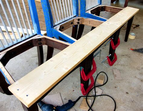 Pine Kitchen Cabinet Doors repurpose old kitchen chairs spoonful of imagination