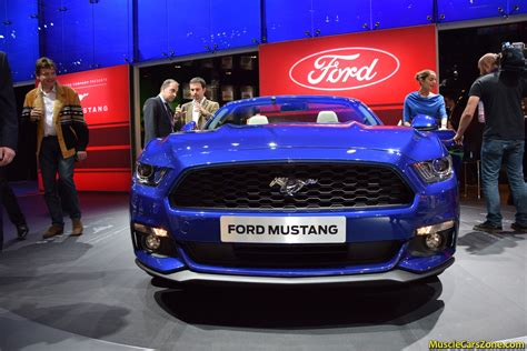2015 Fort Mustang Convertible   Autos Post