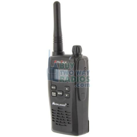 rugged two way radios midland gxt5000 rugged professional gmrs 2 way radio