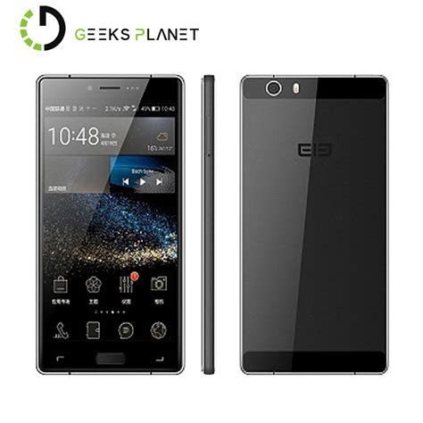 m2 mobile phone original elephone m2 mobile phone mtk6753 1 3ghz octa