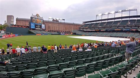 camden yards section 66 oriole park section 66 rateyourseats com