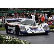 1985  1989 Porsche 962C Images Specifications And